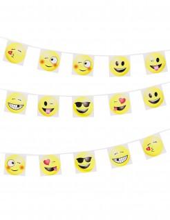 Emoji™-Girlande 8m