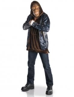 Suicide Squad Killer Croc Plus Size Kostüm Lizenzware bunt