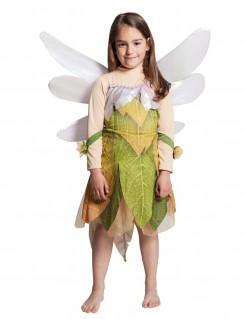 Süße Fee Lizenzartikel Tinkerbell Kostüm für Mädchen grün