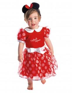 Hochwertiges Minnie Maus™-Babykostüm