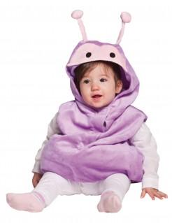 Schmetterlings-Kostüm für Babys lila