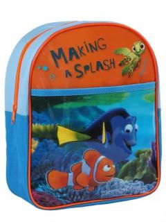 Rucksack Nemo™ Kinder-Schultasche blau-orange