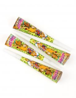 Partytrompeten Scooby-Doo™ Kinder-Tröten 4 Stück bunt