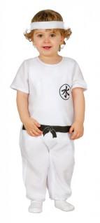 Ninja-Meister-Kleinkindkostüm