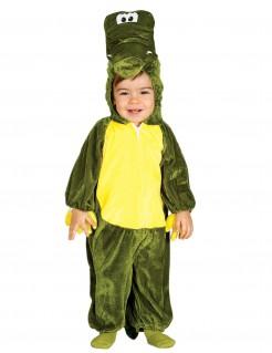 Krokodil-Kleinkindkostüm
