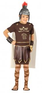 Römischer Soldat Jungen-Kostüm bunt