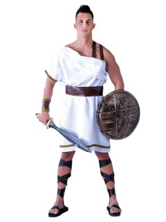 Spartaner-Herrenkostüm