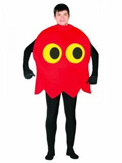 Gespenster-Kostüm rot