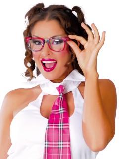 Schottische Damen-Spaßbrille