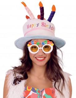 Spassbrille Alles Gute zum Geburtstag