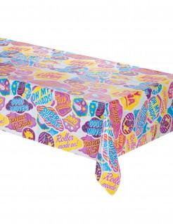 Soy Luna™ Kunststoff-Tischdecke bunt