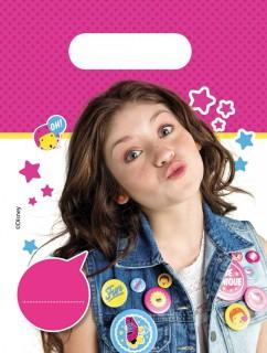 Disney™ Soy Luna™ Geschenktüten Lizenzware 6 Stück bunt