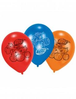Luftballons Blaze und die Monster-Maschinen™ bunt 22cm