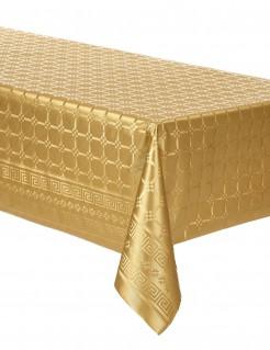 Papiertischdecke Papiertischtuch golden 1,2 x 6 m