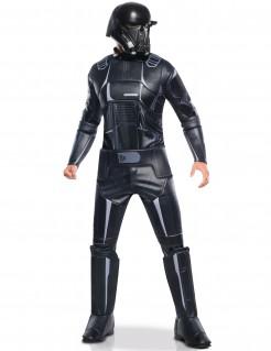 Offizielles Star Wars Death Trooper™ Erwachsenenkostüm schwarz