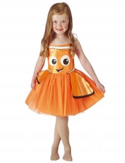 Findet Dorie Tutu-Kinderkostüm Nemo Lizenzware orange