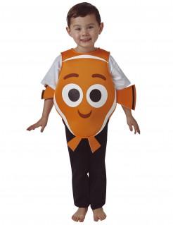 Findet Dorie Kinderkostüm Nemo Lizenzware orange-weiss