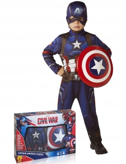 Kinderkostüm Captain America