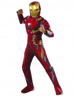 Iron Man™-Kinderkostüm The First Avenger: Civil War rot-gold