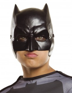 Batman™-Maske für Kinder Dawn of Justice™ schwarz