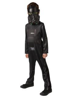 Deathtrooper Star Wars Teenkostüm Lizenzware schwarz