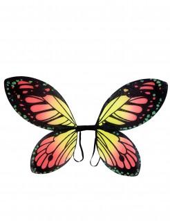 Schmetterlings-Flügel für Kinder bunt 40x50cm