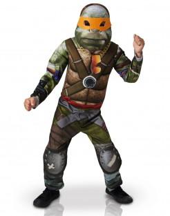 Ninja-Turtles-Kostüm für Kinder grün