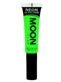 Moon Glow UV-Eyeliner Schwarzlicht-Schminke neongrün 10 ml