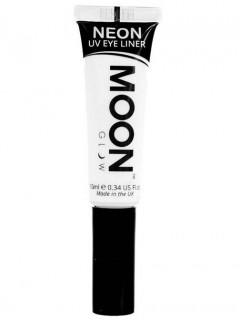 Moon Glow UV-Eyeliner Schwarzlicht-Schminke weiss 10 ml