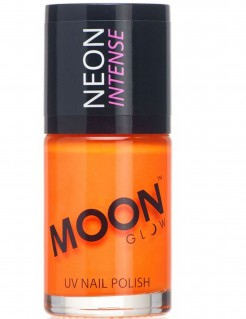 UV-Nagellack Neon Moonglow© orange 15ml