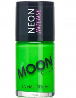 UV-Nagellack Neon Moonglow© grün 15ml