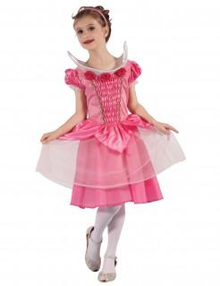 Verspielte Prinzessin Kinderkostüm pink