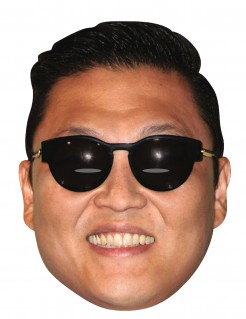 Pappmasek Psy™ Gangnam Style