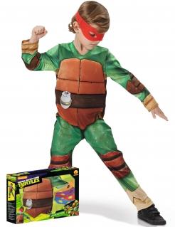 Cooles TMNT-Ninja-Kostüm für Kinder grün-braun