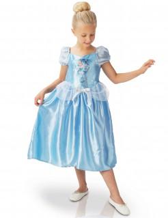Disney™ Cinderella™ Kostüm für Mädchen hellblau