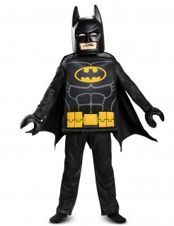 LEGO® Batman Movie Kinderkostüm Lizenzware schwarz-gelb