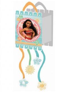Vaiana™-Pinata Kinderparty-Deko Disney-Lizenzartikel bunt 19,5x28cm