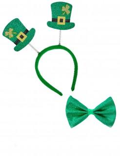 St. Patrick Accessoires grün-gold