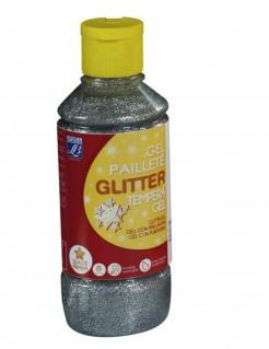 Glitzergel Lefranc & Bourgeois® silber 250ml