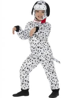 Dalmatiner-Kinderkostüm