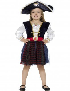 Piraten-Mädchenkostüm
