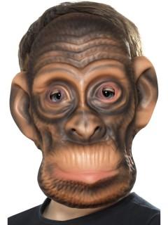Schimpansenmaske für Kinder