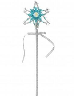 Frozen Elsa Zauberstab silber-blau 35cm