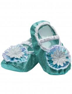Frozen Elsa Baby-Schuhe hellblau