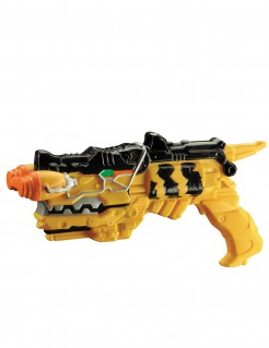 Power Rangers Dino Charger Pistole gelb