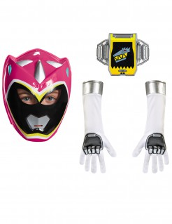 Set Power Rangers Kinder rosa