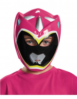 Power Ranger Kinder-Maske Dino Charger rosa