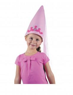 Feenhut für Mädchen pink