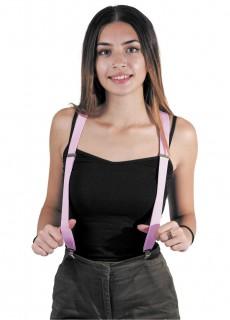 Hosenträger pink