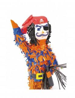 Pirat Pinata Party-Gadget bunt 87cm